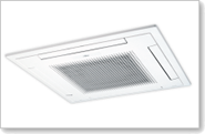 FUJITSU Ceiling Cassette 4.8kw Heat 3.5 Cool FULLY INSTALLED